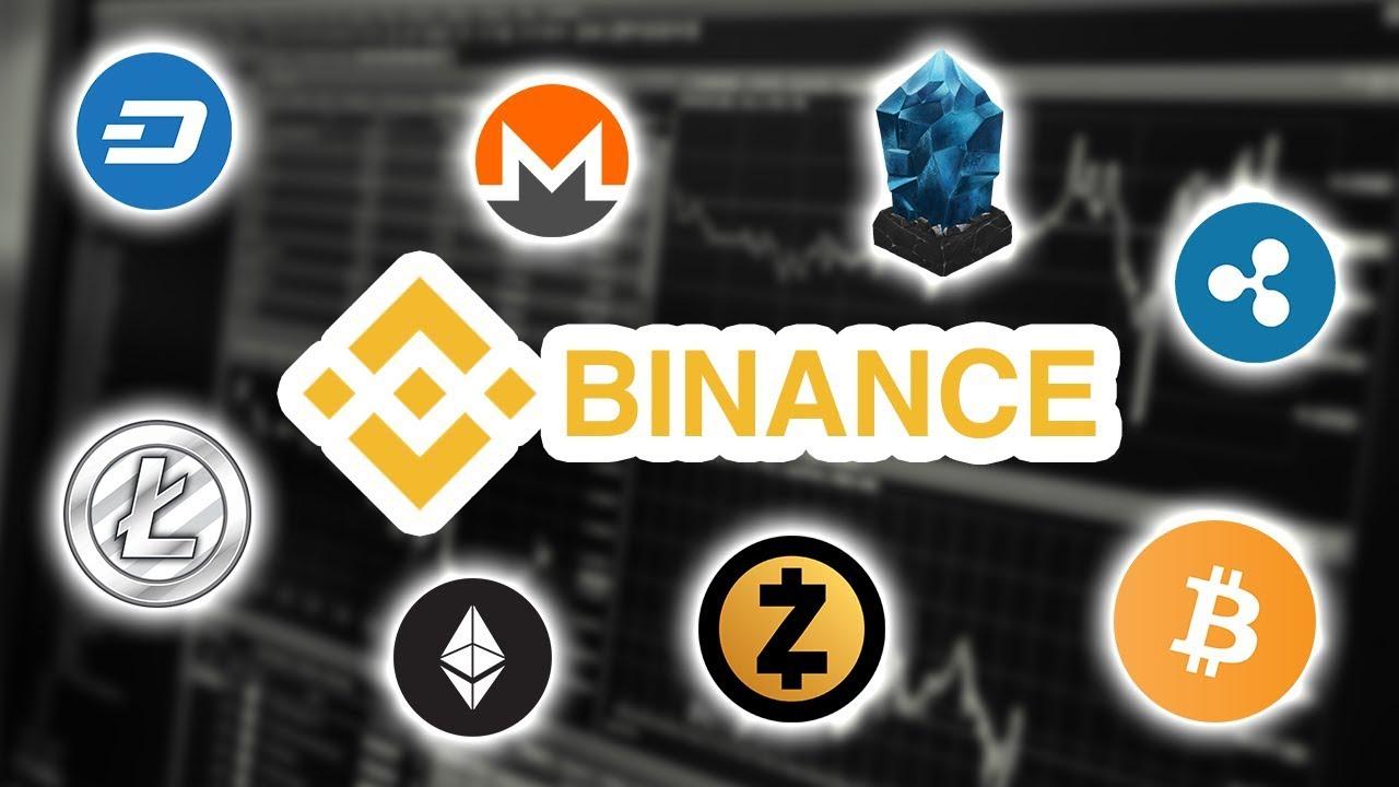 شرح منصة binance لتداول العملات الرقمية
