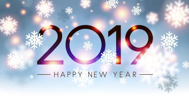 خلفيات السنة الجديدة 2021