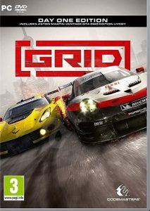 تحميل لعبه سيارات GRID 2019