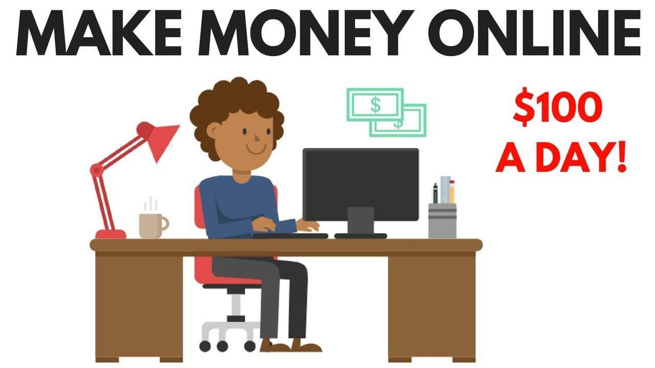 طرق لكسب المال عبر الإنترنت